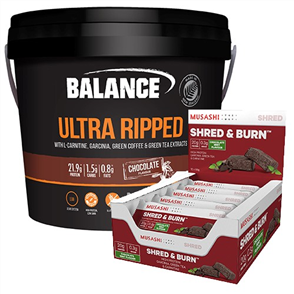 BALANCE ULTRA RIPPED PROTEIN NEW FORMULA