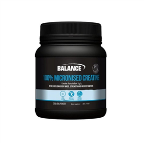 BALANCE 100% PURE MICRONISED CREATINE