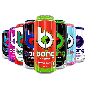 BANG ENERGY ENERGY DRINK