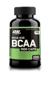 OPTIMUM NUTRITION BCAA 1000