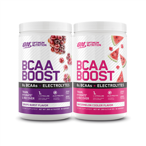 OPTIMUM NUTRITION BCAA BOOST DOUBLE COMBO