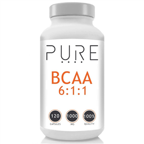 BODYBUILDING WAREHOUSE PURE BCAA 6:1:1