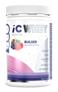 ICNUTRITION WHEY BUILDER