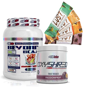 EHP LABS BEYOND BCAA OXYSHRED COMBO