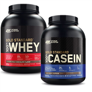 OPTIMUM NUTRITION 24HR GOLD STANDARD WHEY & CASEIN UPSIZE COMBO