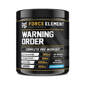 FORCE ELEMENT PERFORMANCE WARNING ORDER