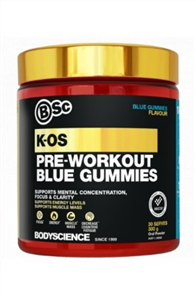BSC BODY SCIENCE K-OS PRE WORKOUT