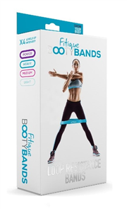 FITIQUE FITNESS BOOTY BANDS