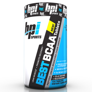 BPI SPORTS BEST BCAA CAPS