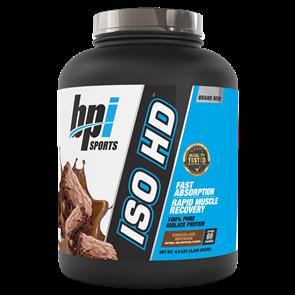 BPI SPORTS ISO HD
