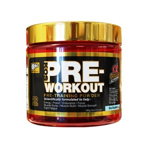 BSC BODY SCIENCE GOLD LABEL K-OS PRE WORKOUT