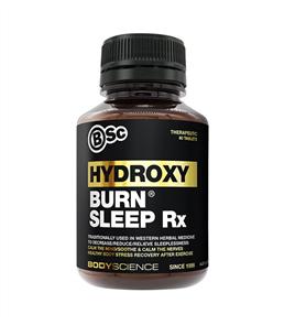 BSC BODY SCIENCE HYDROXYBURN SLEEP RX