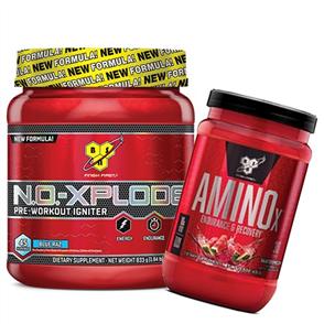 BSN NO XPLODE AMINO-X COMBO