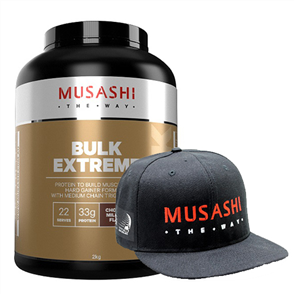 MUSASHI BULK EXTREME