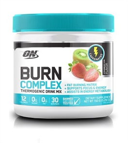 OPTIMUM NUTRITION BURN COMPLEX STIMULANT