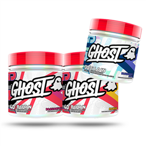 GHOST LIFESTYLE BURN V2 DOUBLE COMBO