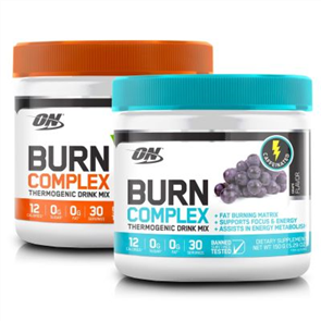 OPTIMUM NUTRITION BURN COMPLEX COMBO