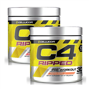CELLUCOR C4 RIPPED DOUBLE COMBO
