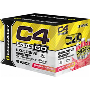 CELLUCOR C4 ON-THE-GO RTD
