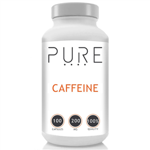 BODYBUILDING WAREHOUSE PURE CAFFEINE 200MG