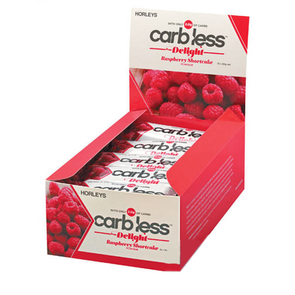 HORLEYS CARB LESS DELIGHT PROTEIN BARS