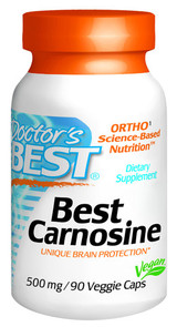 DOCTORS BEST CARNOSINE 500MG