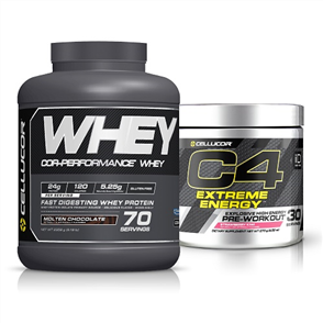 CELLUCOR COR PERFORMANCE WHEY EXTREME ENERGY COMBO