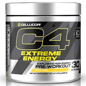 CELLUCOR C4 EXTREME ENERGY ID