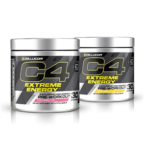 CELLUCOR EXTREME ENERGY DOUBLE COMBO