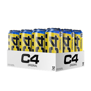 CELLUCOR C4 CARBONATED ON-THE-GO 355ML CANS