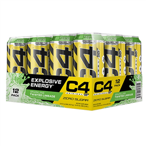 CELLUCOR C4 CARBONATED ON-THE-GO 475ML CANS