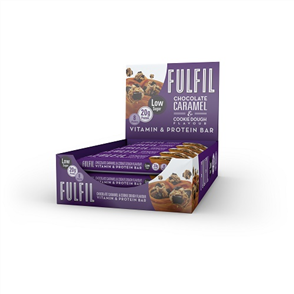 FULFILL VITAMIN AND PROTEIN BAR COMBO