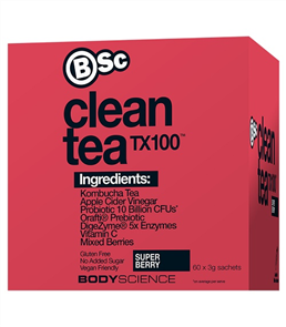 BSC BODY SCIENCE CLEAN TEA TX100