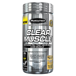 MUSCLETECH PLATINUM CLEAR MUSCLE