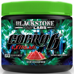 BLACKSTONE LABS COBRA P6 FAT BURNER