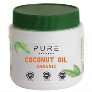 BODYBUILDING WAREHOUSE PURE ORGANIC VIRGIN COCONUT OIL
