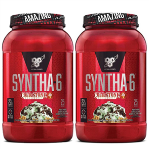 BSN SYNTHA-6 COLD STONE CREAMERY DOUBLE COMBO