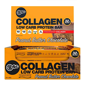 BSC BODY SCIENCE COLLAGEN PROTEIN BAR