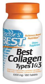 DOCTORS BEST COLLAGEN TYPES 1&3