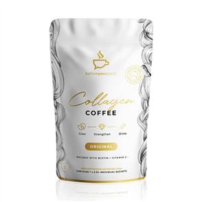 BEFORE YOU SPEAK COLLAGEN COFFEE 7 SERVE POUCH