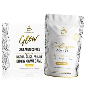 BEFORE YOU SPEAK GLOW COLLAGEN COFFEE