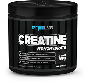 FACTION LABS CREATINE MONOHYDRATE