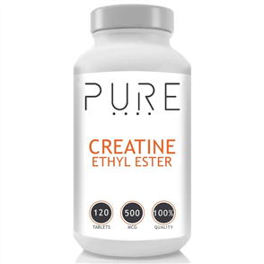 BODYBUILDING WAREHOUSE PURE CREATINE ETHYL ESTER CEE