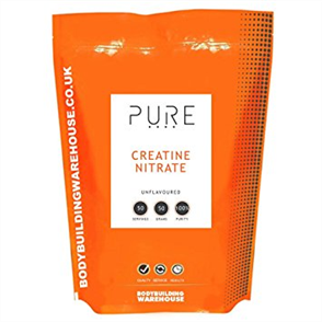 BODYBUILDING WAREHOUSE PURE CREATINE NITRATE