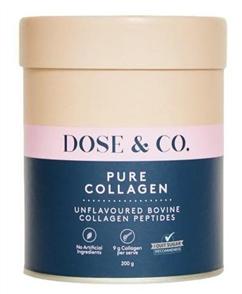 DOSE & CO PURE COLLAGEN