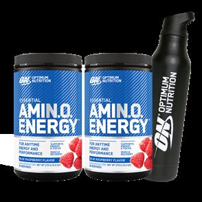 OPTIMUM NUTRITION AMINO ENERGY DOUBLE COMBO