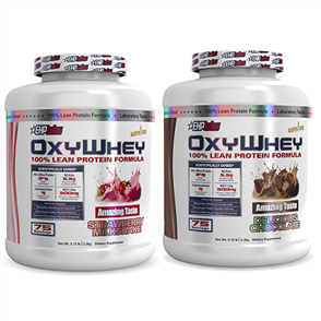 EHP LABS OXYWHEY UPSIZE DOUBLE COMBO