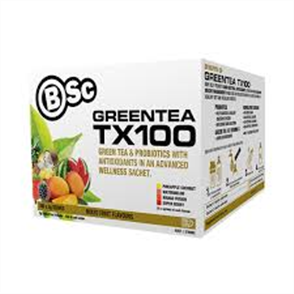 BSC BODY SCIENCE GREEN TEA TX100 100 SERVE COMBO PACK