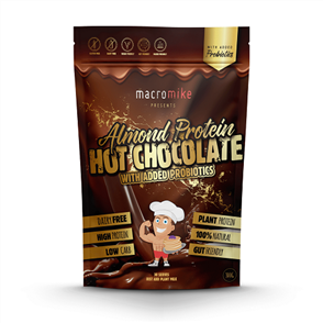 MACRO MIKE ALMOND PROTEIN HOT CHOCOLATE