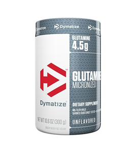 DYMATIZE GLUTAMINE POWDER